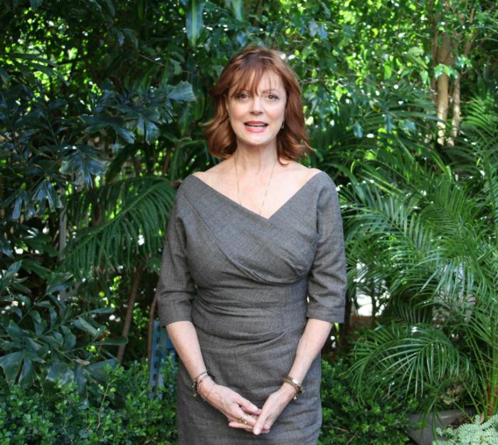 Susan Sarandon 30 évet letagadhat a korából