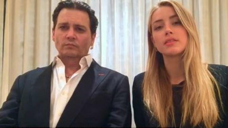 Johnny Depp szürreális videója kiakasztotta a netet