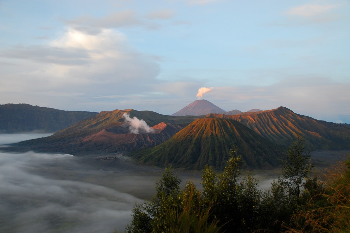 Indonezia, Mount Bromo (2013)
