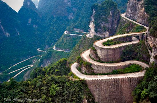 Elképesztő utak a nagyvilágból, amikre nem szívesen vállalkoznál