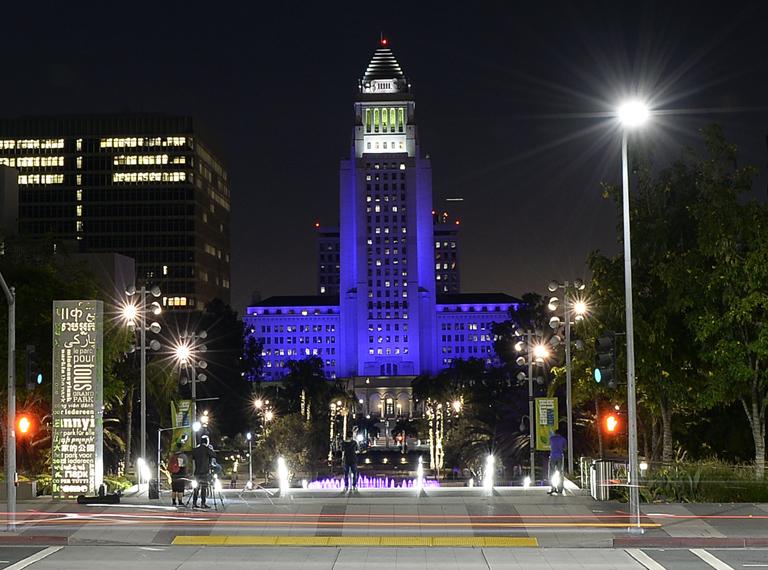 A Los Angeles-i városháza