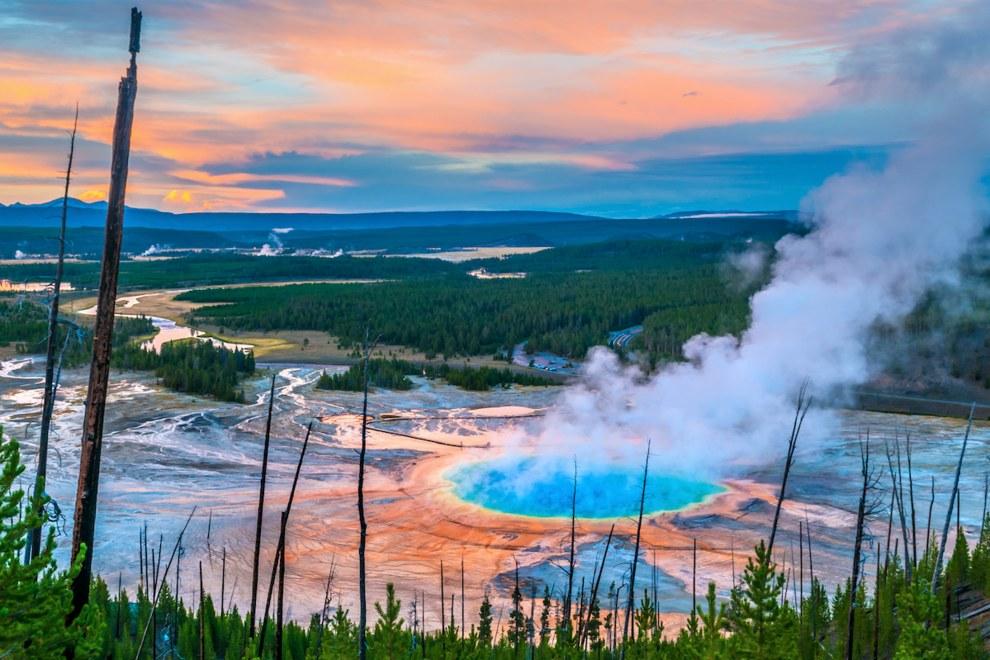 A következő nemzeti parkokat kár lenne lehagynod a bakancs listádról