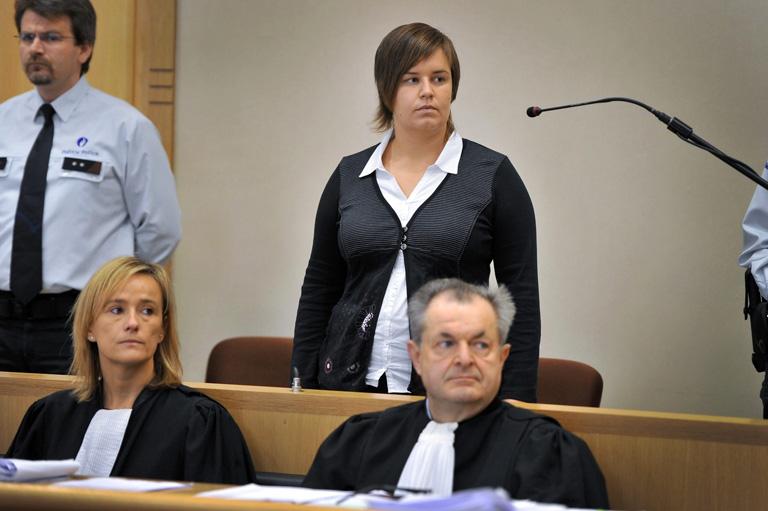 Els Clottemans a bíróságon