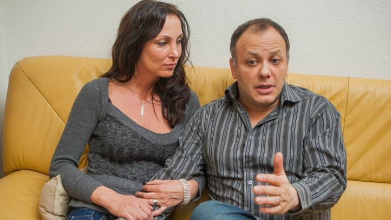 Edina rendbe hozná a házasságát Damu Rolanddal