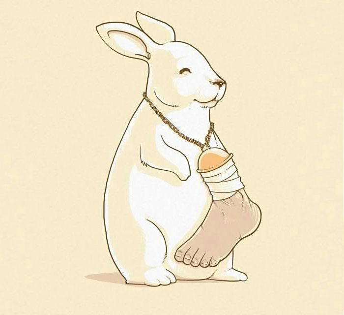 Sokkoló illusztrációk: ilyen lenne a világ, ha emberek és állatok helyet cserélnének