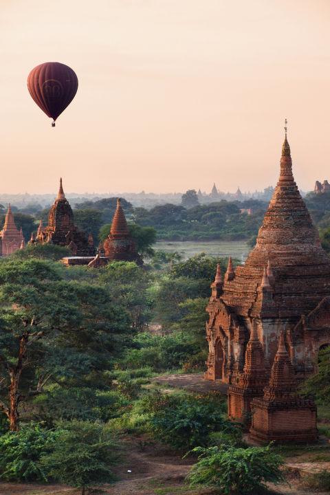 12 gyönyörű úticél a bakancslistádra - lélegzetelállító képek