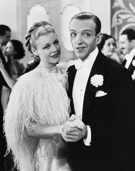 Ginger Rogers és Fred Astaire