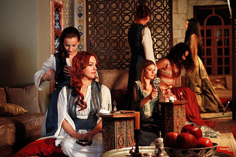 Szulejmán nyomában: Így éltek a híres Topkapi palota háremhölgyei