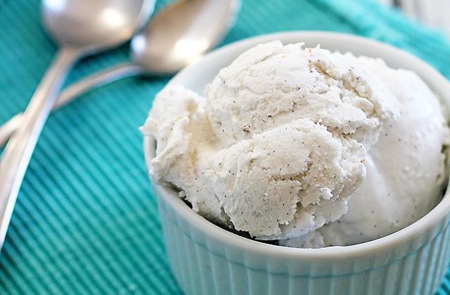 Recept: így készül a cukormentes házi kókusz jégkrém