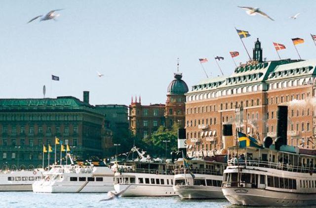 Stockholm (fotó: Pinterest)