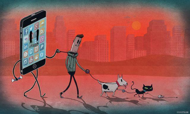 12 karikatúra ami megmutatja milyen világban elunk