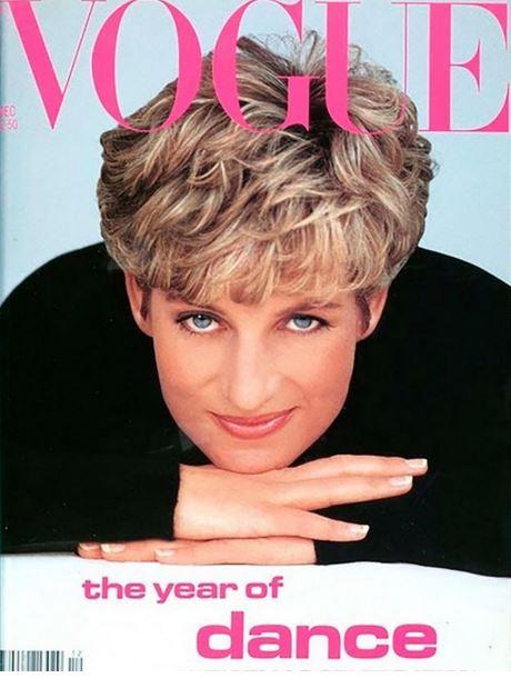 Diana a címlapon 1991-ben