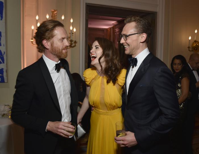 Downton Abbey sztár a vőlegénye halála óta először jelent meg