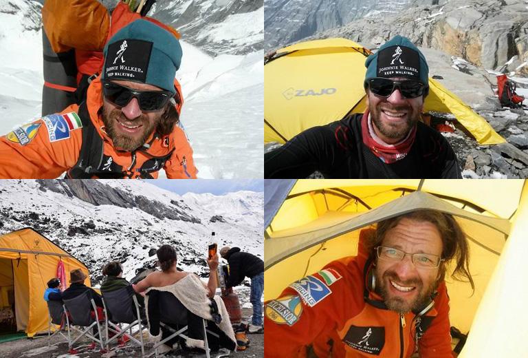 Klein Dávid megmászta az Annapurnát - fotók