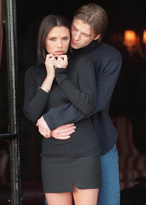 Victoria és David