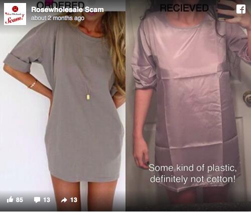 Online vásárlás rémálmok - csalódott vásárlók osztják meg a fotókat