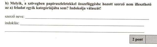 Közepes nehézségű volt a magyarérettségi Arató László, a Magyartanárok Egyesületének elnöke szerint