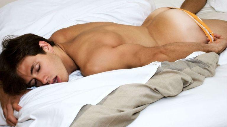 Alvás közben szexelnek a szexomniások