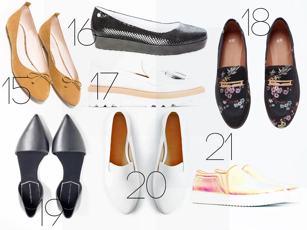 21 trendi mezítlábas cipő