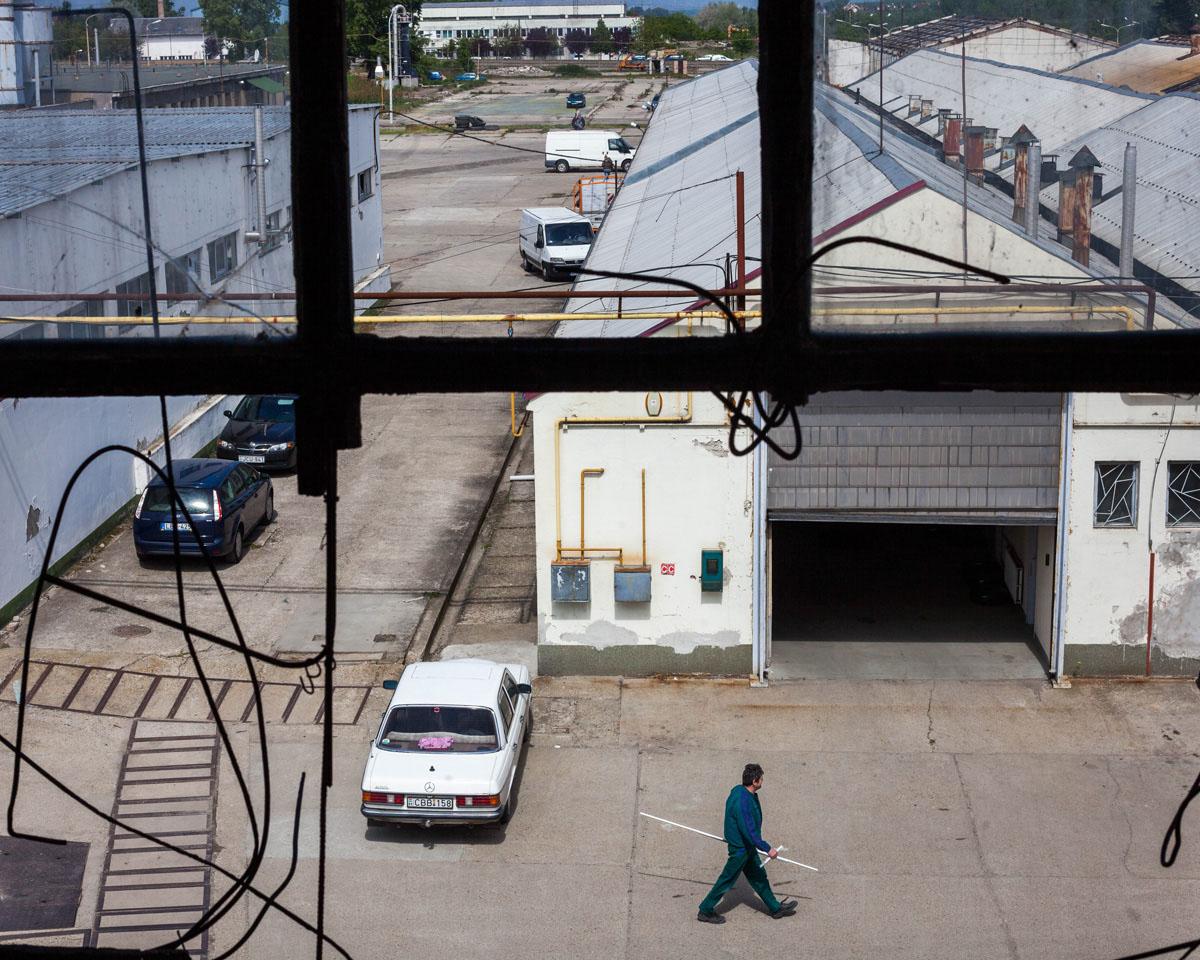 Rohadó falak, megkopott képek - Így néz ki most a régi Ikarus gyár