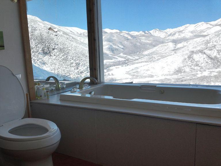 Fürdőszoba gazdagéknál