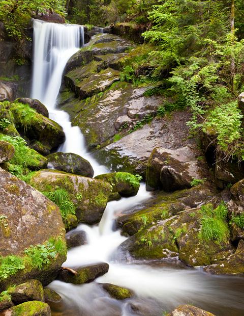 A világ legszínesebb barlangjai és társai - Németország természeti csodái