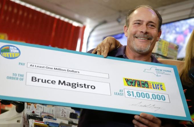 Másodszor nyert milliós összeget a lottón az özvegy férfi