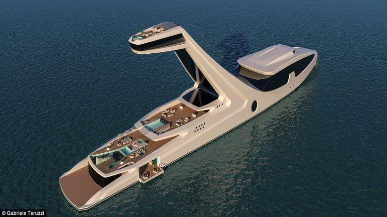 Ez lesz a világ legmenőbb jachtja