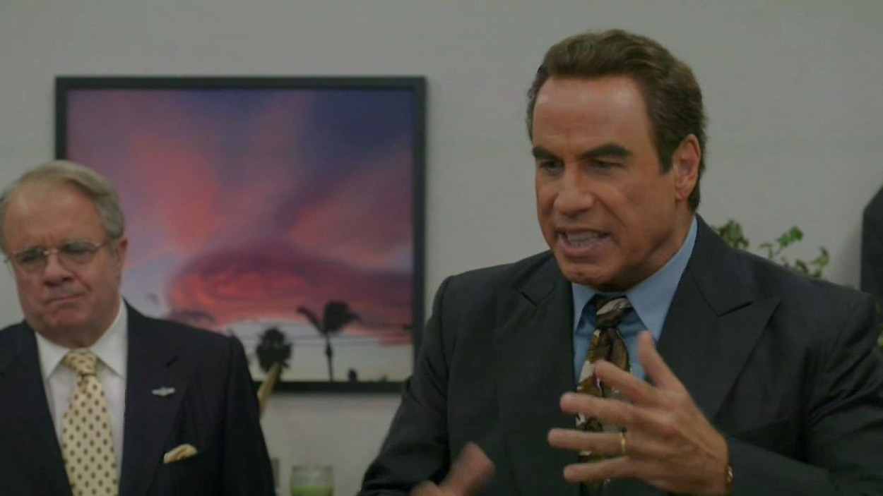 John Travolta visszatér: