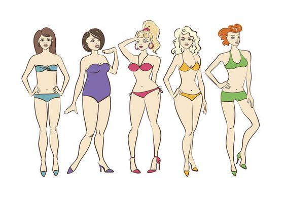 Így válassz divatos fürdőruhát az alkatodhoz