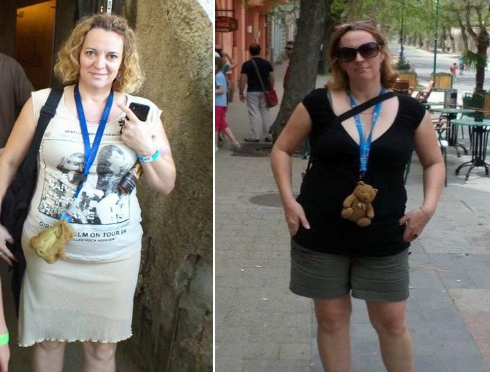 45 éves nő fogyás - Hogyan fogytam le 10 kilót 40 éves kor felett?