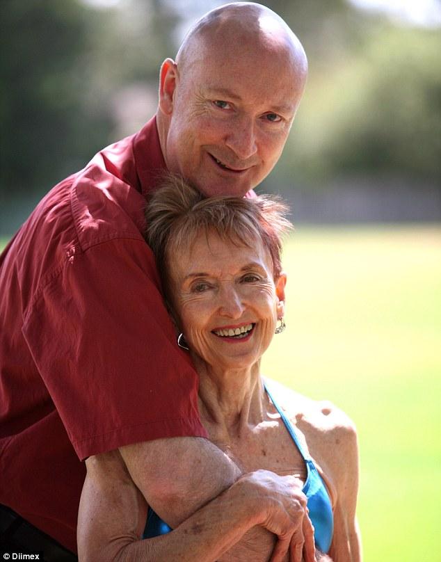 Ez a 73 éves, testépítő nagyi még nálad is erősebb - fotók