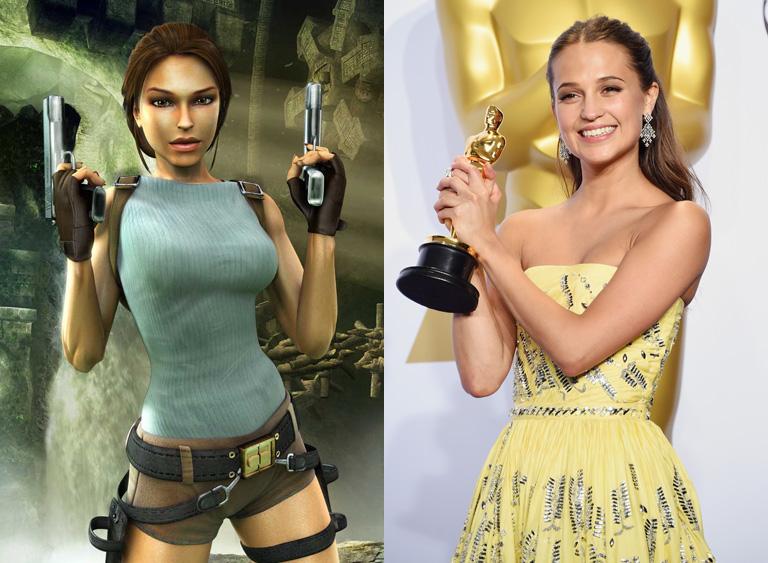 Tomb Raider és az Oscar-díjas Alicia Vikander
