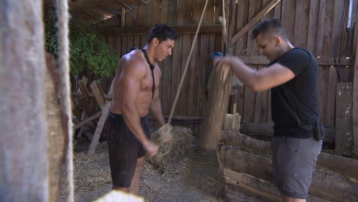 Aurelio tudja, ki lesz a Farm győztese