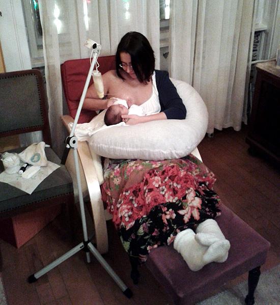 Fogyókúra és szoptatás: Mit lehet tenni?
