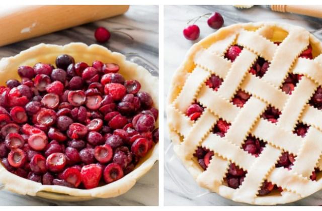 A kihagyhatatlan cseresznyés, mandulás sütemény receptje