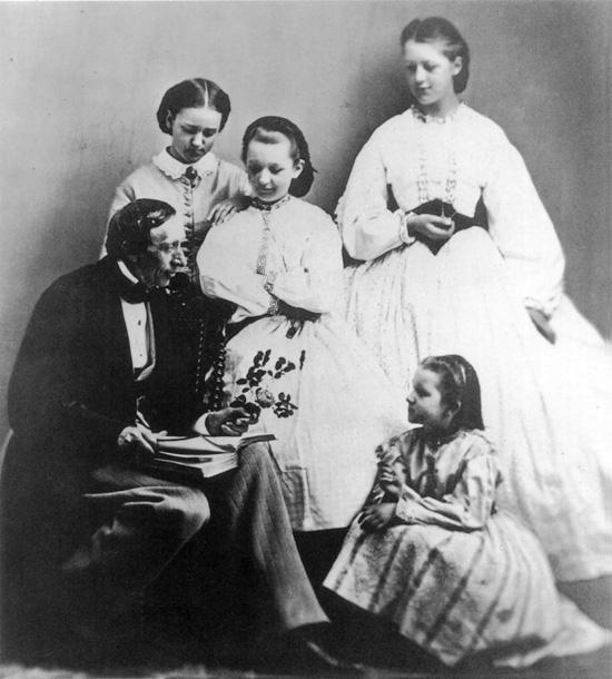 A nagy meseíró, Andersen, szeretet nőt és férfit is, mégis szűzen halt meg