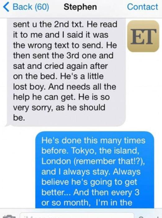 Johnny Depp sírva kért bocsánatot a bántalmazásért