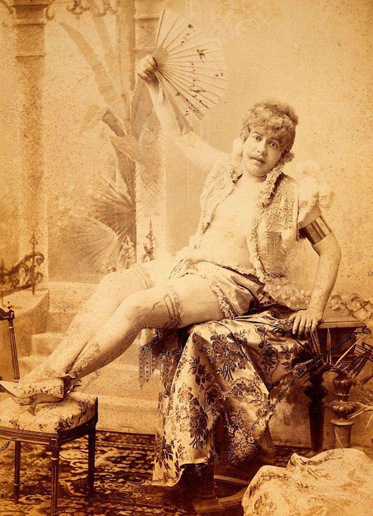 A viktoriánusok nem is voltak olyan karót nyelt népség