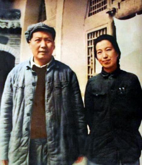 Mao Ce-tung és Csian Csing