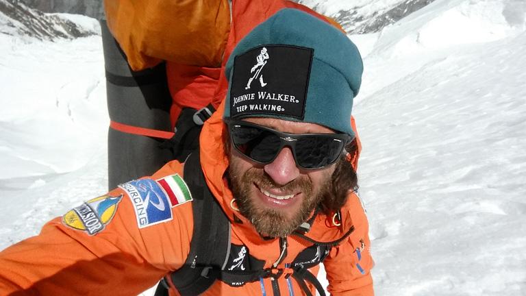 Klein Dávid május elsején ért fel a 8091 méteres Annapurna csúcsára