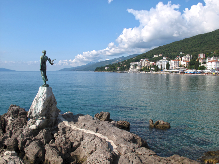 Abbázia: a századelő elitjének kedvenc nyaralóhelye