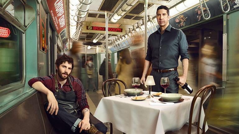 Így lett Ross Gellerből sommelier, avagy egy éttermes filmsorozat kulisszatitkai