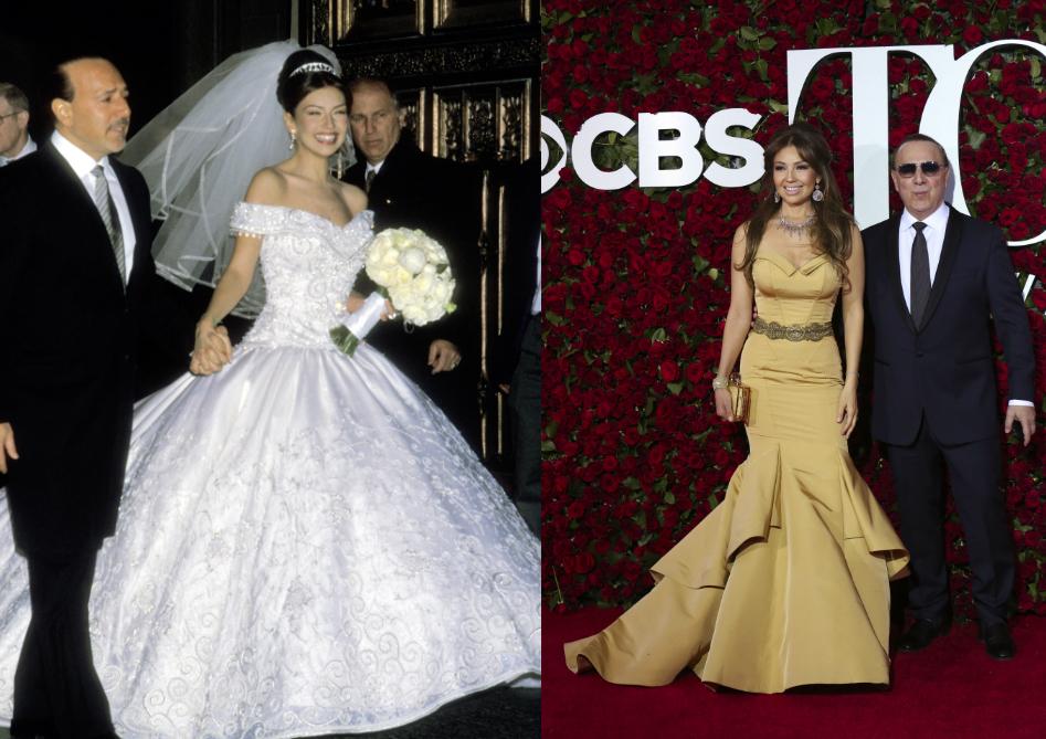 21 éve ugyanolyan szép Thalía Sodi, a Marimar és Rosalinda sztárja
