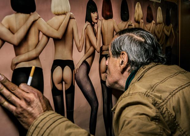 Alkoholista portrék Bécs lepattant kocsmáiból
