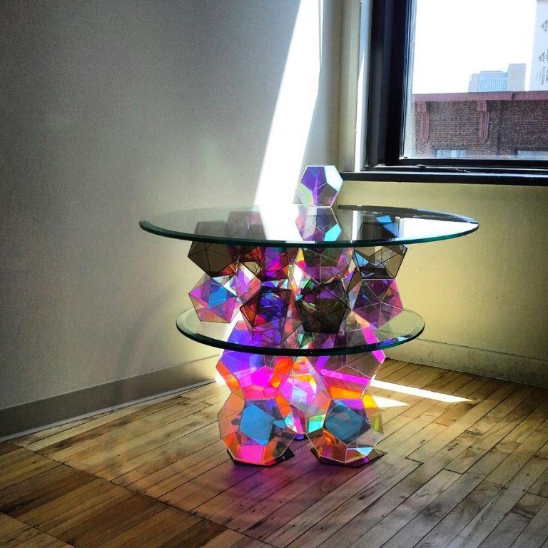 Minden buliba kell egy ilyen asztal!