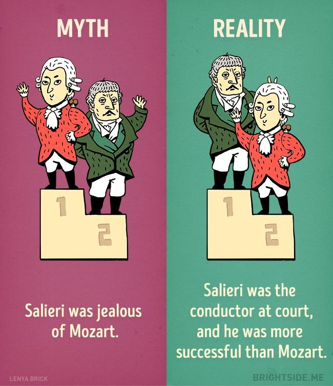 9 hihetetlen történelmi tény, amiről bebizonyosodott, hogy csak mítosz