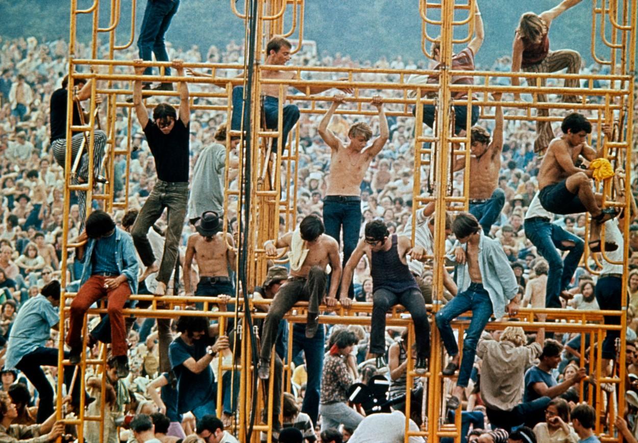 Katasztrofális csőd volt a befektetőknek - Woodstock, minden fesztiválok ősanyja