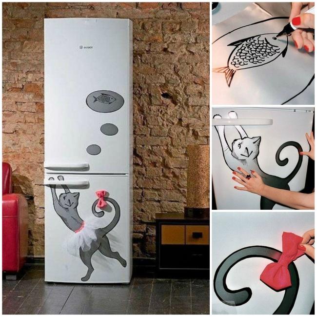 12 egyszerű megoldás, amivel egyedivé teheted az unlamas hűtődet