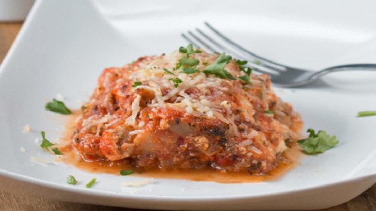 Cukkinis lasagna: olasz, zöldséges és nagyon finom vacsora
